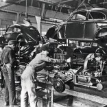 75 years ago in Wolfsburg: Start of series production of the Vol