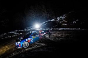 AUTO – WRC MONTE CARLO RALLY 2021