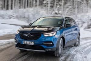 Opel Grandland X Hybrid4