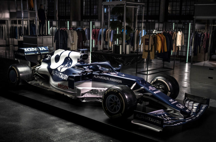 2021 Launch Gallery16 Scuderia AlphaTauri
