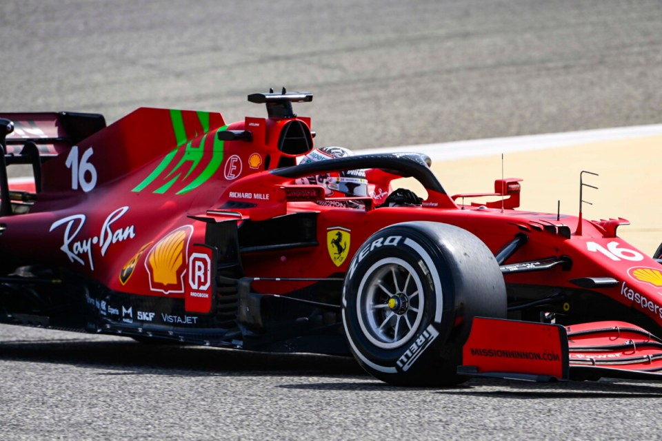 lecl Formula 1 2021: Bahrain March testing