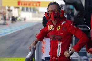 mekies GP BAHRAIN  F1/2021 – SABATO 27/03/2021