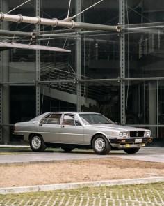 Museo Nicolis, Maserati Quattroporte, Maserati FuoriSerie ph Andrea Luzardi