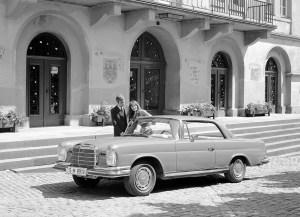 Auto-Salon Genf: regelmäßig exklusiver Premierenort für Mercedes-BenzGeneva Motor Show: Regular exclusive premiere location for Mercedes-Benz