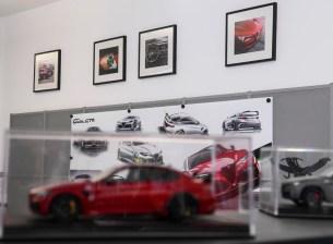 Centro Stile Alfa Romeo - Torino - Via Plava.