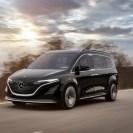 Mercedes-EQ Concept EQT 2021