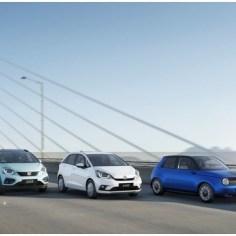 Honda green line-up