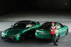 Kimi Raikkonen - Giulia GTA Balocco (11)