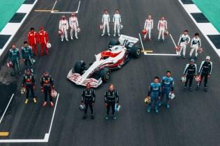 2022 F1 Car Silverstone Grid-3
