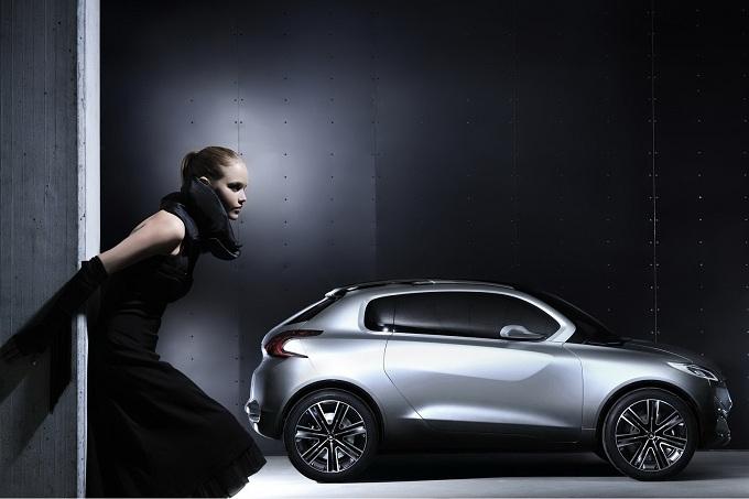 Peugeot 2008: il SUV compatto arriva nel 2012
