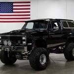 The Road Less Traveled Awaits In This Behemoth 1985 Chevy Blazer