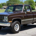 Bidding War Erupts Over Low Mile 1985 Chevy Square Body
