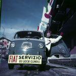 La Mitica Fiat 600 Multipla Conquista Londra Motori Storici