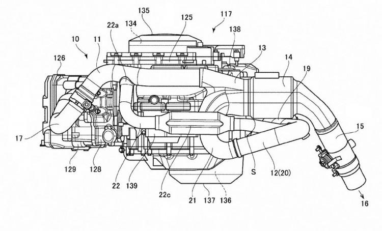 Suzuki รื้อฟื้นพัฒนาเครื่อง V-Twin 1000cc ในรถสปอร์ต