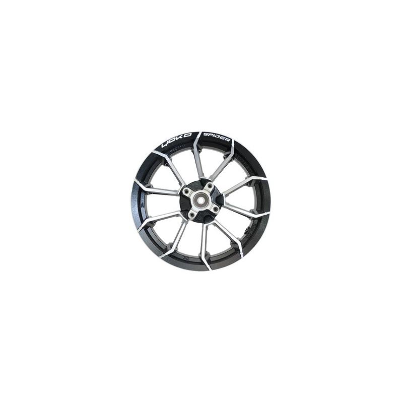 Yoko wheels set for Honda Grom MSX 125.