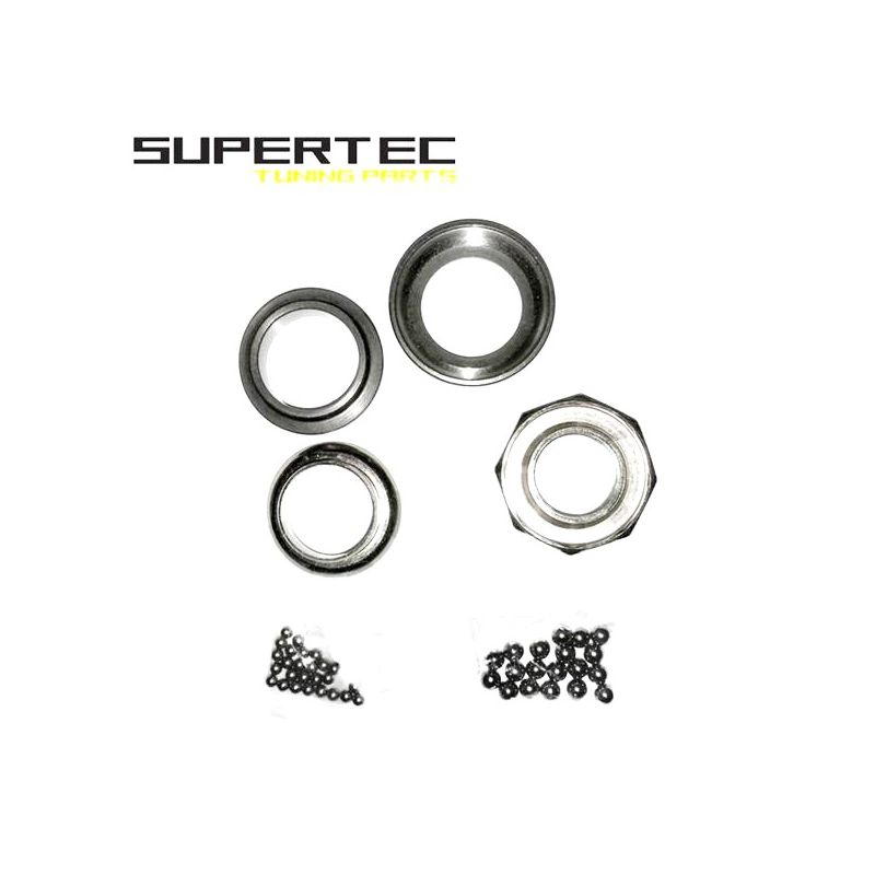 Ball bearing set Peugeot Tweet, Sym Orbit 2, Fiddle 2- 3