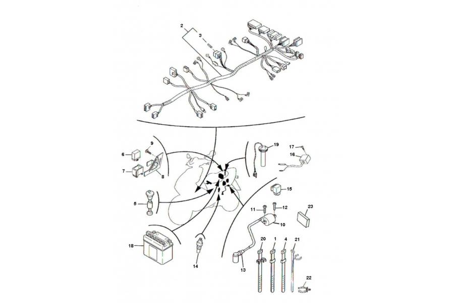 Yamaha Aerox Wiring Diagram Dolgular Com. Diagram. Auto