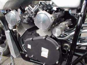 Moto Guzzi V8 motorblok: het hart van de legende
