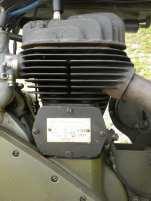 Een 500 cc zijklepper