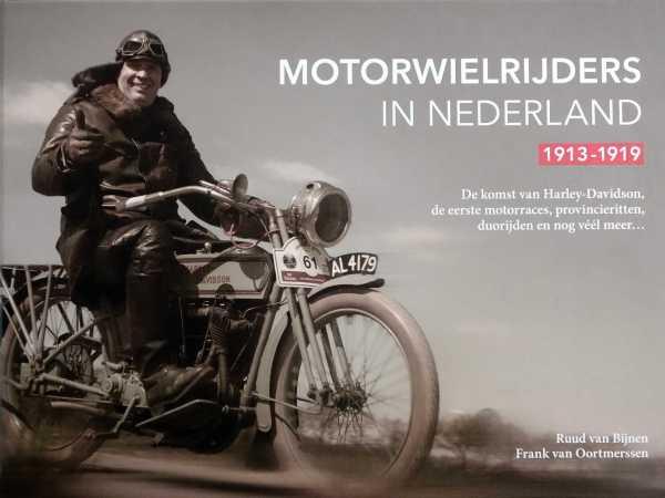 Motorwielrijders in Nederland 1913-1919