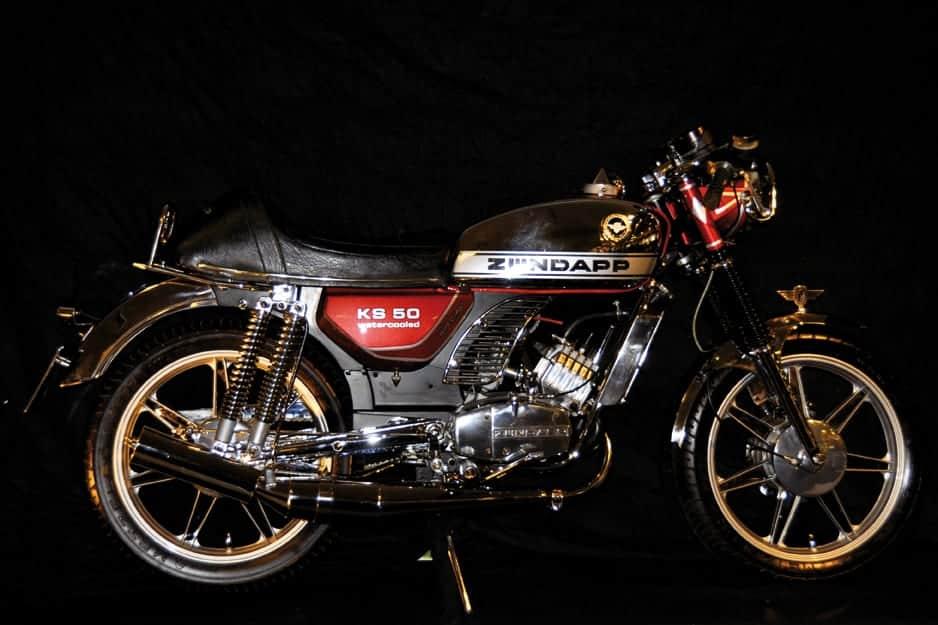 Oldtimerbeurs Motoren en Bromfietsen