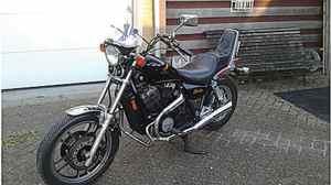 Honda Shadow VT 700