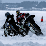 CWIRA Ice Racing - Lure Bar 1-10-2020