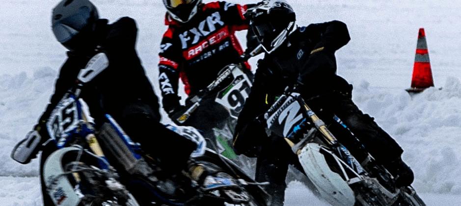 CWIRA Ice Racing - Lure Bar 1-10-2020