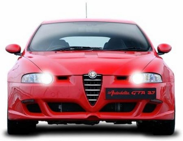LAlfa 147 GTA Autodelta  actualit automobile  Motorlegend