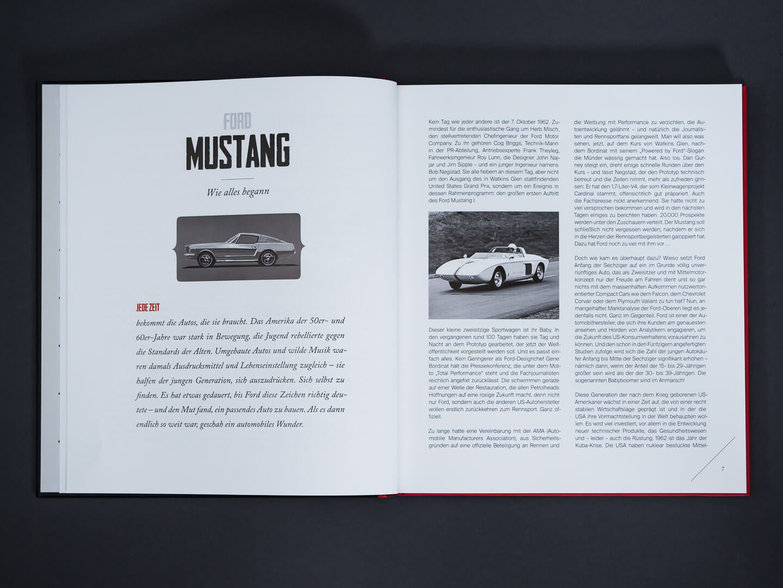 Ford Mustang — Das schnellste Pony der Welt > Buch
