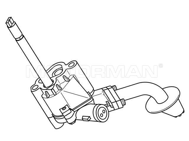Oil Pump NM01181619 ChinaCHERY, CHEROKEE Distributor Cap