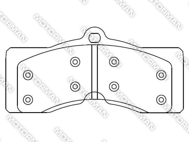 BRAKE PAD D8-7028ABUICK, GEELY, AUDI Brake Pad