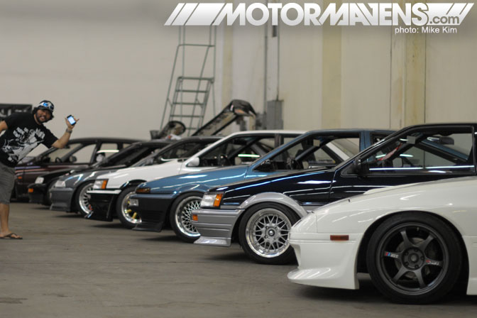 It's JDM Yo 1st Year Anniversary Meet Cerritos Infinit Wheels
