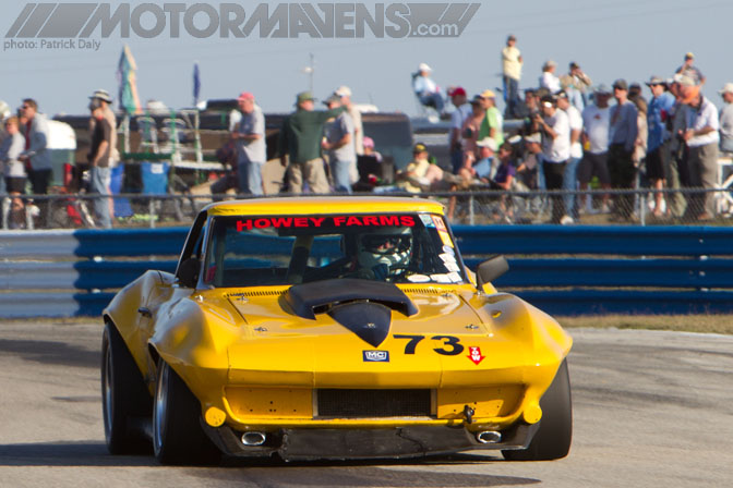 Howey Farms Corvette Stingray Sebring 12H 2013 Florida