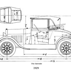 ford model a schematics wiring diagrams favorites ford model a body dimensions motor mayhem ford model [ 1928 x 1214 Pixel ]