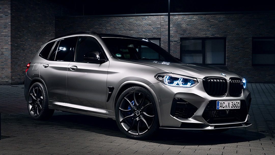 Bmw x3 m lci facelift. AC Schnitzer launches 600 hp BMW X3 M and a new tuning kit