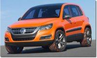 Auf der LA Autoshow zeigt Volkswagen den letzten Appetizer ...