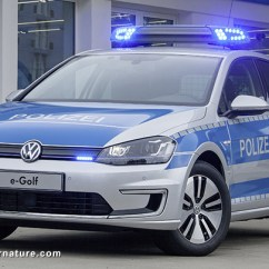 Electric Motor Manufacturer Volkswagen E Golf Volvo Xc90 2006 Wiring Diagram Volswagen Gets Ready For Police Servicemotornature Cars As Always Several Car Manufacturers Will Attend Showing Their Products With One Big Novelty This Year An At S The