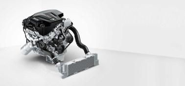 © BMW GROUP / BMW Vierzylinder Ottomotor mit TwinPower Turbo (10/2011)