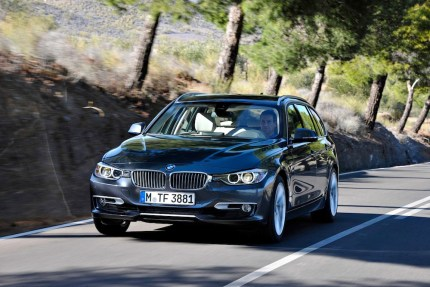 "© BMW / BMW 3er Tourring ""Luxury"""
