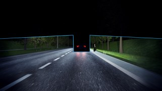 © Volvo / intelligenter FernlichtAssistent