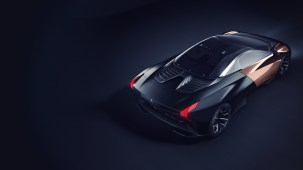 © Peugeot / ONYX - ein Automobil voller Inspiration