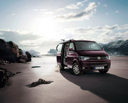 © Volkswagen / VW California Generation