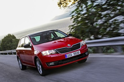 © Skoda / Skoda Rapid Spaceback