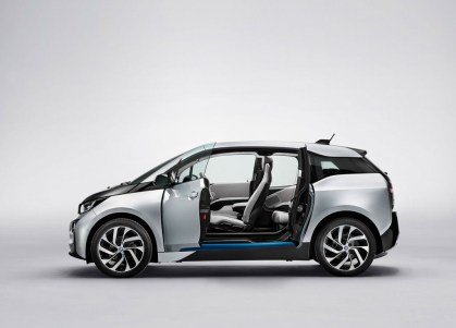 © BMW Group / BMW i3 Weltpremiere Innenansicht