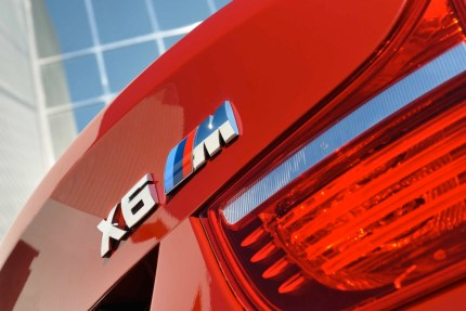 © BMW GROUP / BMW X6 M (04/2009)