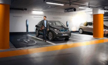 © BMW GROUP / BMW i, ParkNow Longterm(12/2013)