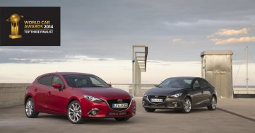 © Mazda / Mazda3 World Car of the Year Finalist