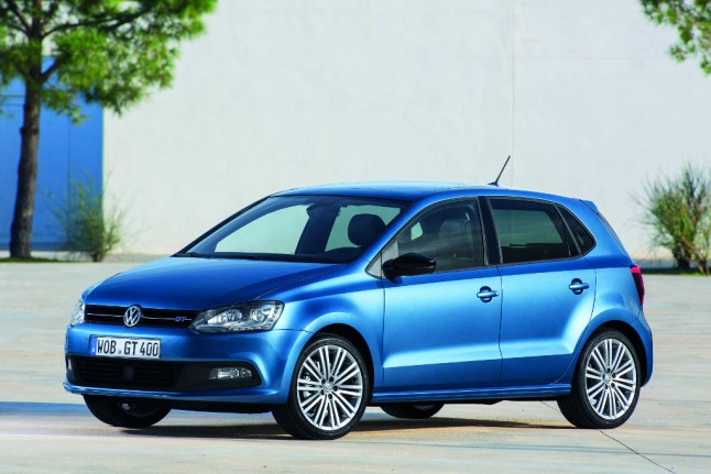 © Volkswagen / VW Polo BlueGT