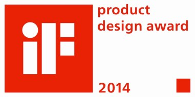 iF produkt design award 2014